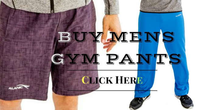 Mens Gym Sweatpants