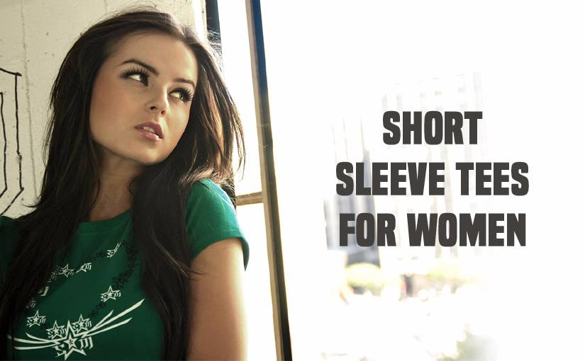 Short-sleeve-shirts-women