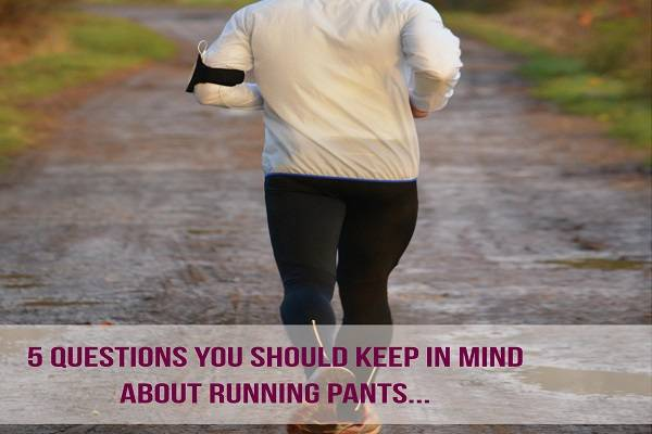 5 Gym Pants' Questions That You Want Answers To!
