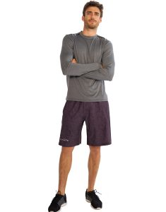 Buy Purple Fitness Shorts for Men From Gym Clothes Store in USA & Canada