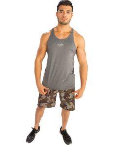Grey Comfy Tank Tees for Men Online