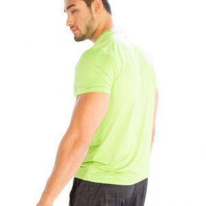 mens short sleeve gym shirts sale