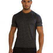 mens slim fit gym shirts