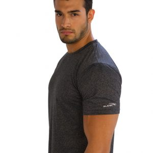 mens short sleeve shirts for gym
