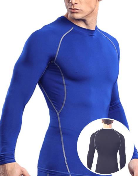 Long Sleeve Fitness Tshirts Manufacturer