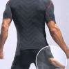 Short Sleeve Compression Sportswear Manufacturer UAE