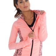 girls gym outerwear