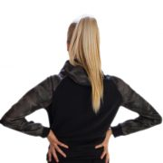 ladies gym jacket