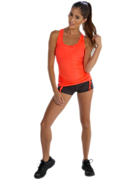 gym shorts womens