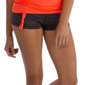 tight gym shorts women