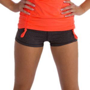gym shorts ladies