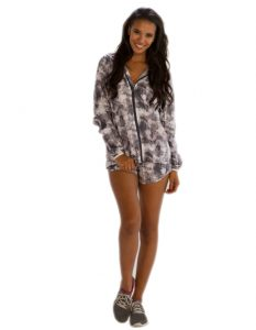 Buy Funky Printed Hooded Jackets for Women From Gym Clothes Store in USA & Canada