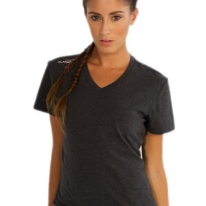 womens short sleeve cotton gym shirts
