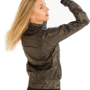 ladies gym jacket