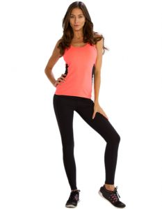 Buy Jet Black Fitness Leggings From Gym Clothes Store in USA & Canada