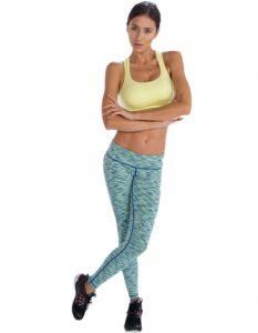 Buy Light Sky Printed Sport Leggings From Gym Clothes Store in USA & Canada