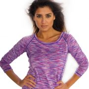 women long sleeve t shirts for gym