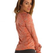 long sleeve gym t shirt women