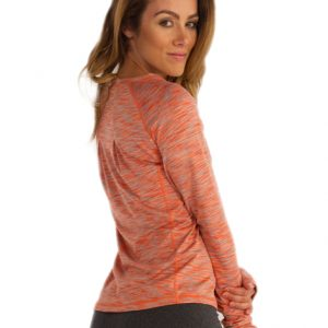 long sleeve gym t shirt women
