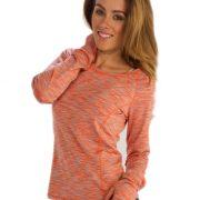 womens long sleeve gym t shirts