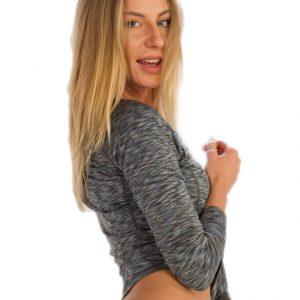 ladies long sleeve gym t shirts