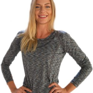 long sleeve gym t shirt for womens