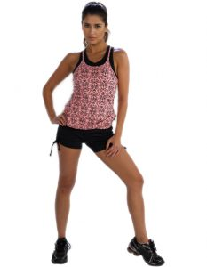 Buy Stylish Printed Camisole From Gym Clothes Store in USA & Canada