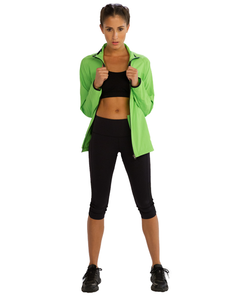 gym jackets for girls