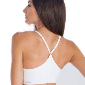 gym bra top