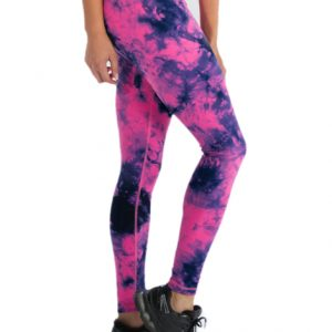 patterned gym leggings