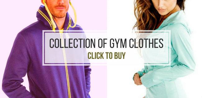 Gym Wear Online Shop