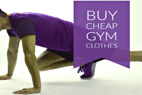 Where Can I Buy Cheap Gym Clothes?