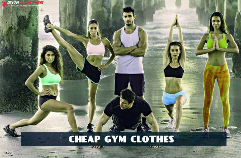 Where To Buy Cheap Gym Clothes