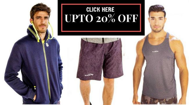 cheap gym clothes for men