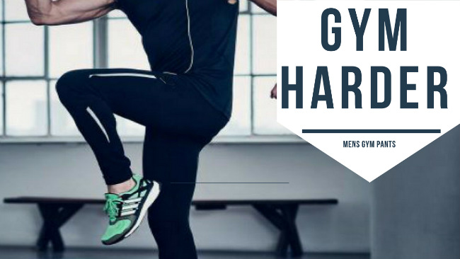 Understanding The Type Of Exercise Pants Men Should Wear According To Their Body Type!