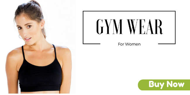 Women Gym Wear USA