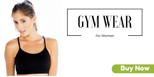 Women Gym Wear USA