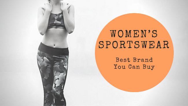 gym wear ladies