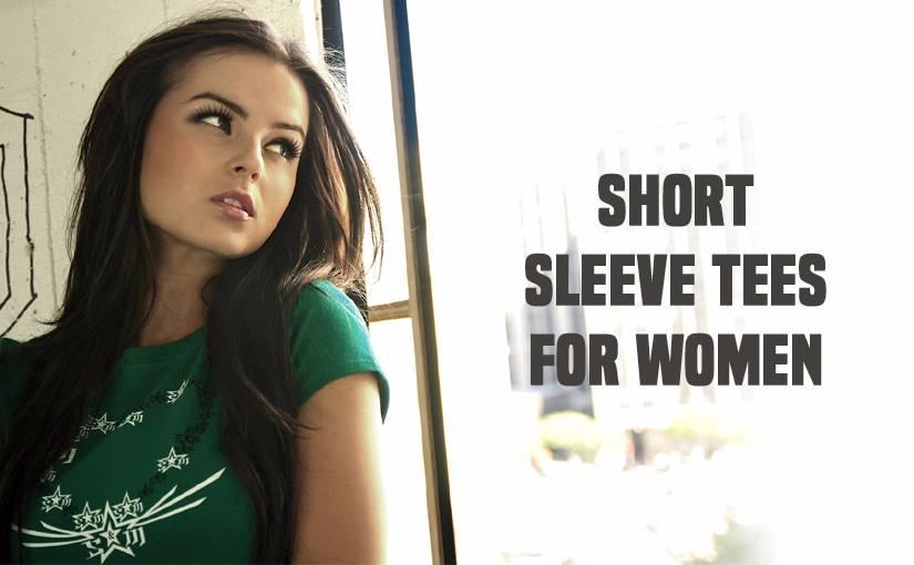 Short-sleeve-shirts-women