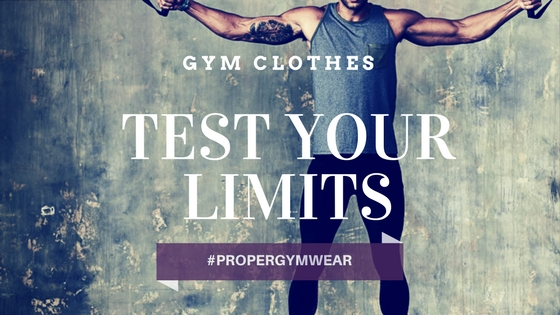 The Right Attitude And Style Needed To Carry The Gym Outfits For Men