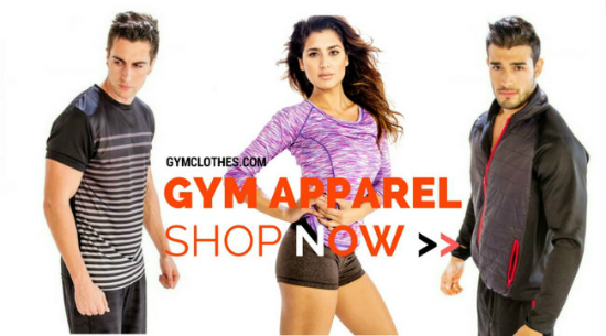 Gym Wear Online Shopping