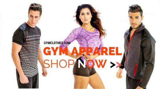 Gym Wear Online Shopping