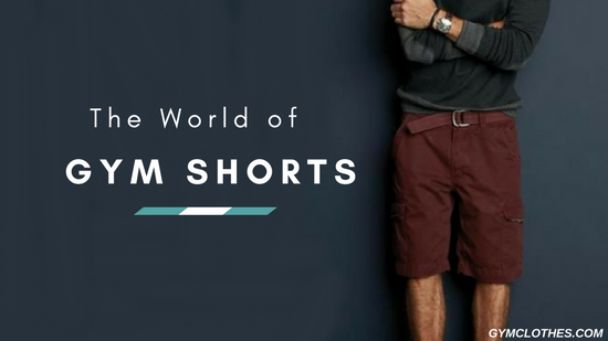 4 Times When Cool Gym Shorts Fail Their Purpose