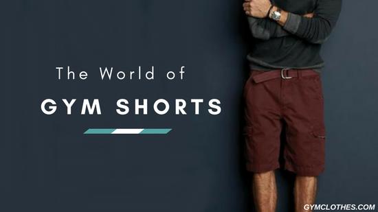 4 Times When Cool Gym Shorts Fail Their Purpose