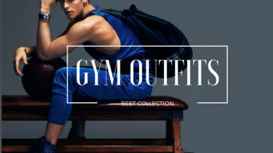 Follow The Substantial Men's Cute Gym Clothes Fashion Game For Best Silhouettes
