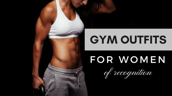 gym wear for ladies