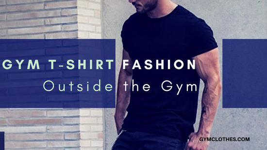 4 Times Your Gym t-Shirt Was a Savior Outside The Gym