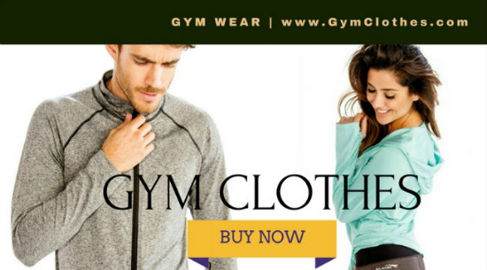 online gym clothes shopping
