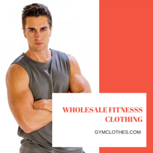 wholesale fitness clothing manufacturer