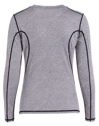 Quick Dry Fit Long Sleeve Gym T-Shirt